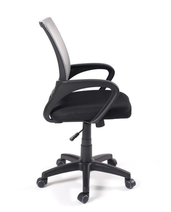 Chaise bureau ergonomique - Gris et NOir - Kayelles FLAG