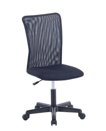 KAYELLES - Chaise de bureau Etudiant LAM - Noir