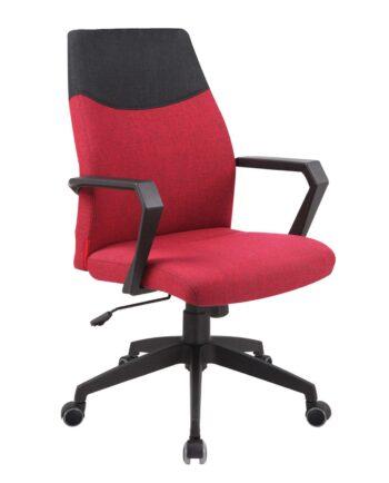 Fauteuil de Bureau FLET rouge - Design et Confort