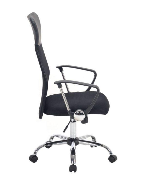 Chaise de bureau pivotant reglable haut dossier LEXIE