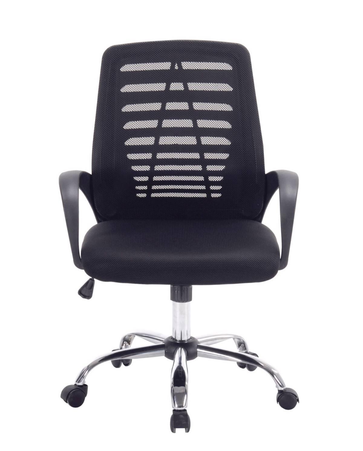Look chaise dactylo maille et chrome petit prix for Chaise petit prix