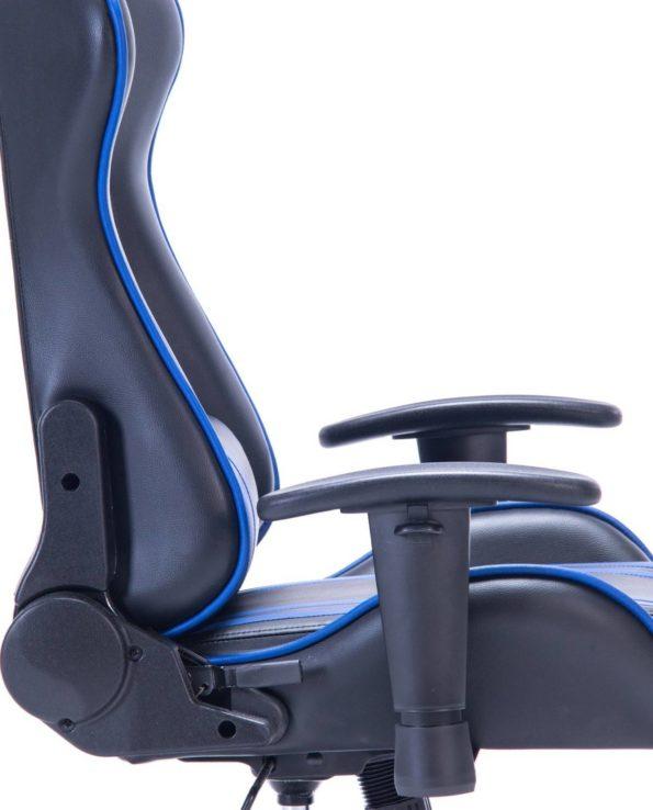Fauteuil Ergonomique Racer Gaming eSport LAONE - Bleu