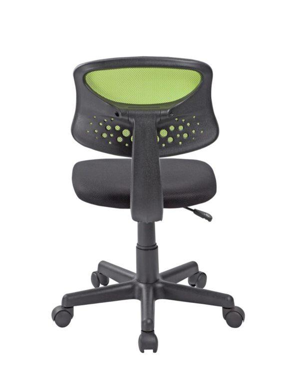 FAYA chaise de bureau enfant verte