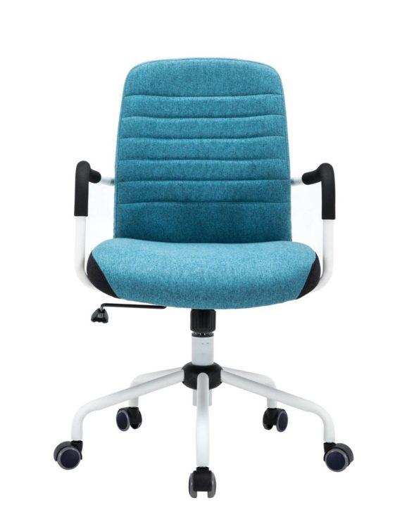 Flair Chaise de Bureau Jeune Habitat Bleu