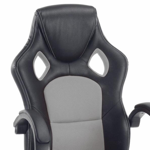 link-fauteuil-racing-gris-detail