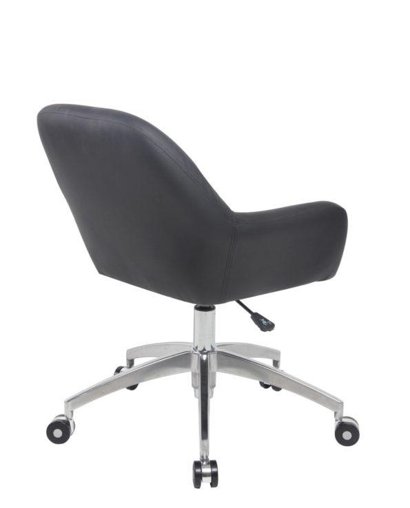 Chaise de Bureau Design Noir