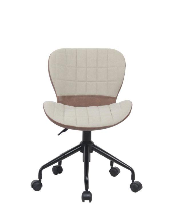 CARA Chaise de Bureau Design Pivotante
