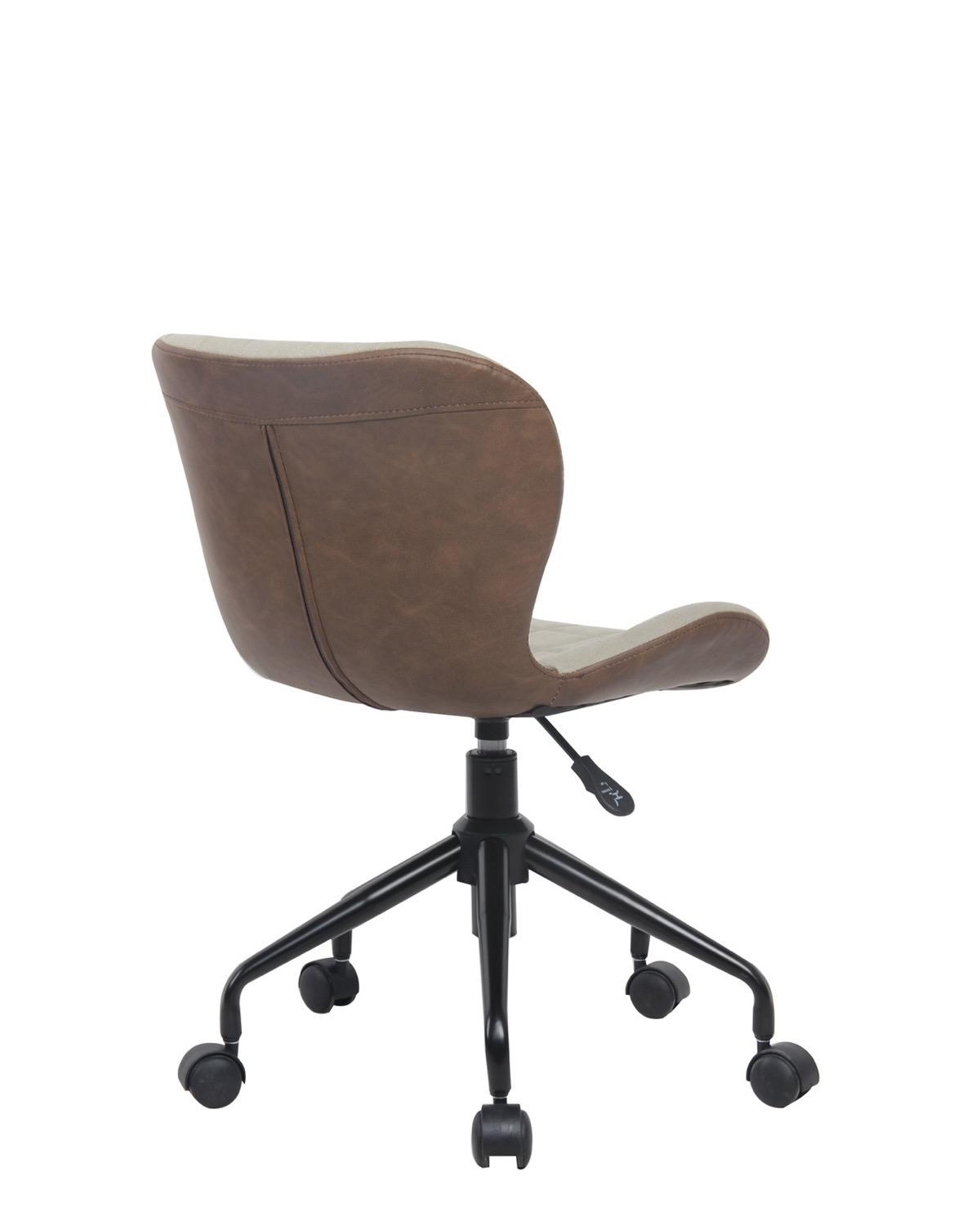 Cara chaise de bureau design pivotante for Chaise de bureau design