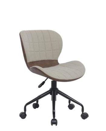 CARA - Chaise de Bureau Design Pivotante