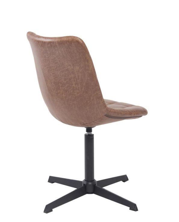 CAYA Chaise Vintage en métal