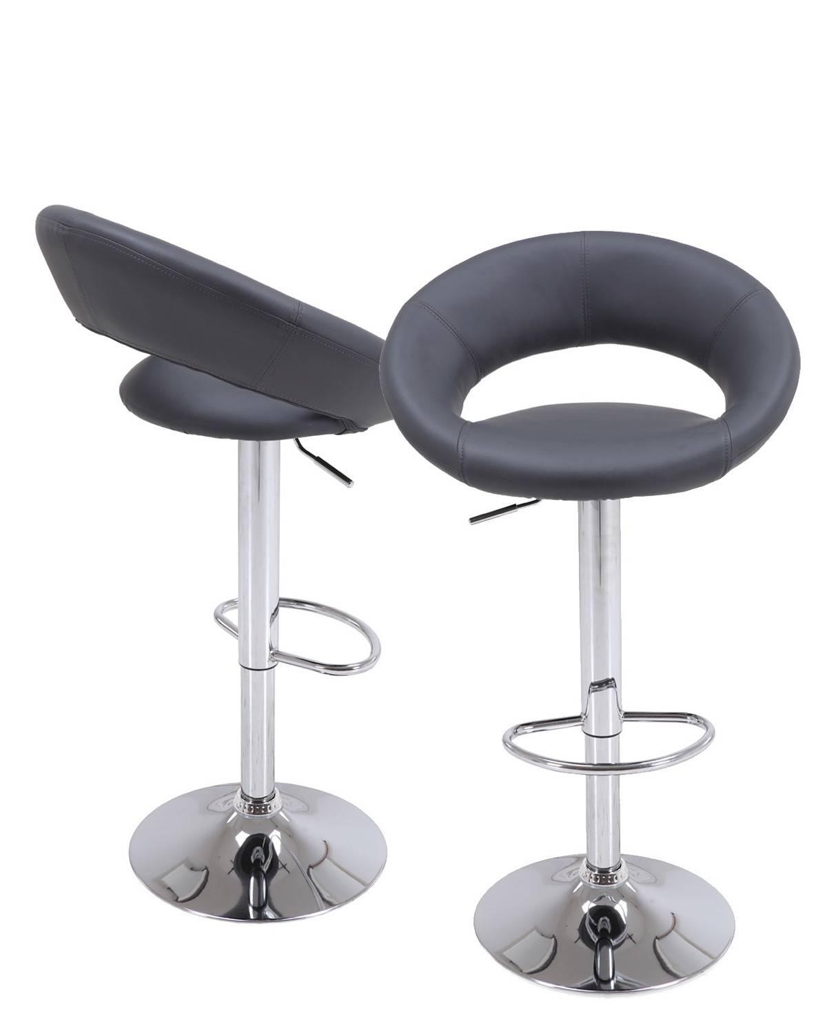 coda lot de 2 tabourets de bar design. Black Bedroom Furniture Sets. Home Design Ideas