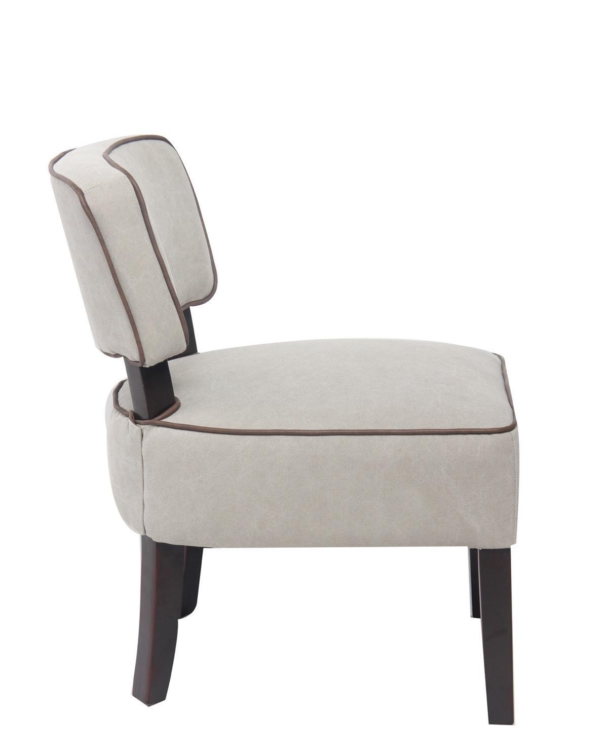 Capri fauteuil cocktail tissu et pi tement bois for Fauteuil bois tissu