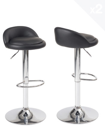 tabourets-de-bar-reglable-design-chrome-pu-noir1-SATI