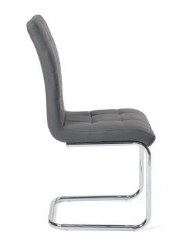 chaises-salle-a-manger-lot-4-gris-maxi