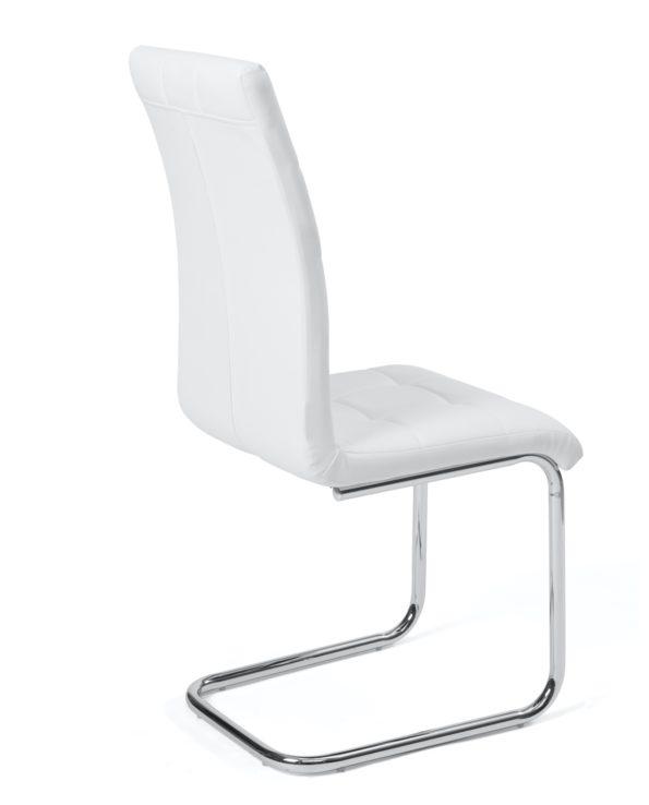 chaises-salle-manger-matelassees-blanc-maxi-kayelles