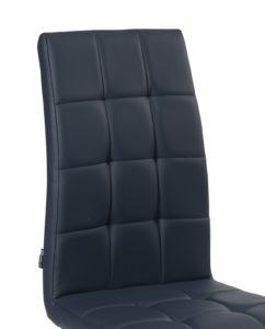 maxi-chaise-salle-a-manger-noir-details