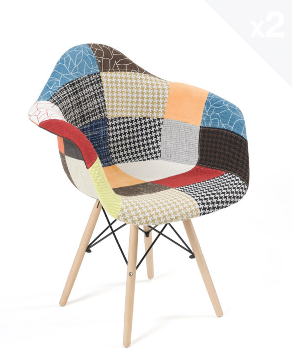 chaise-accoudoirs-scandinave-patchwork-NADOR