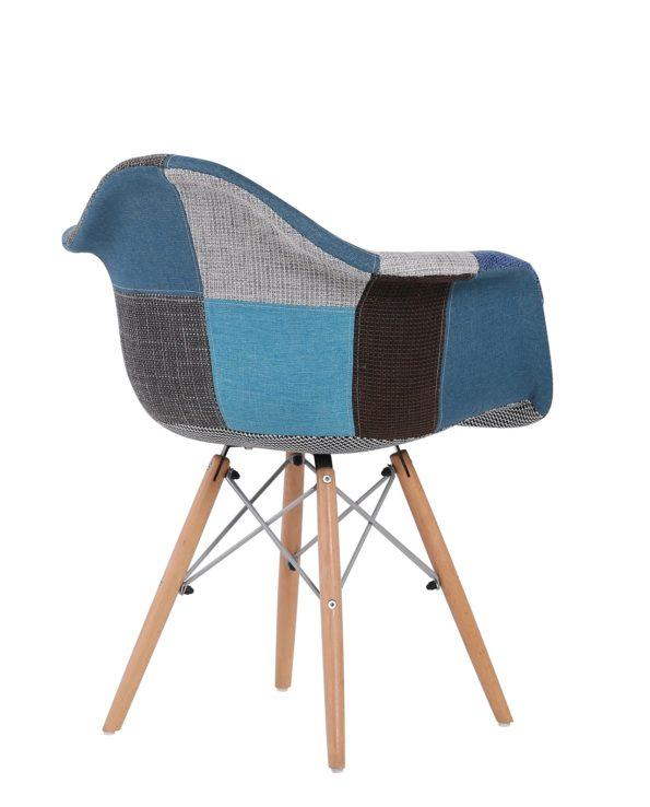 chaise-daw-patchwork-nador-bleu