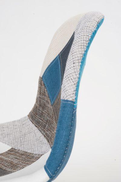 chaise-patchwork-bleu-tissu-kayelles