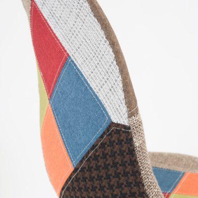 chaise-patchwork-tissu-kayelles