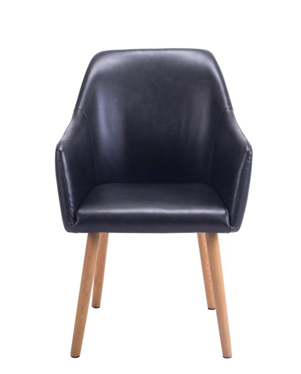 Petit fauteuil Style Scandinave - KAYELLES DOT - Design Moderne