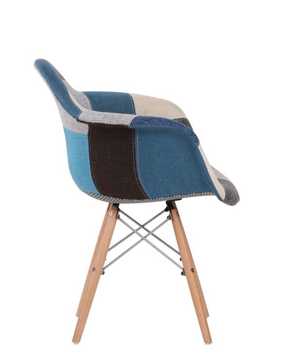 fauteuil-daw-patchwork-bleu-kayelles