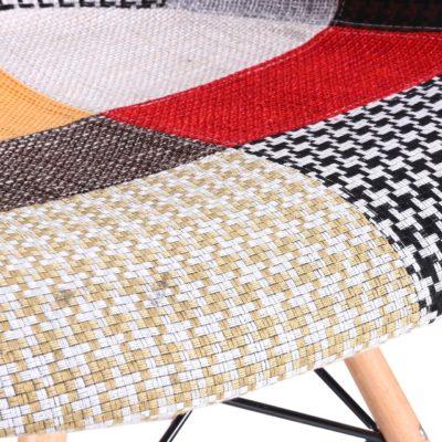 fauteuil Patchwork DAW design