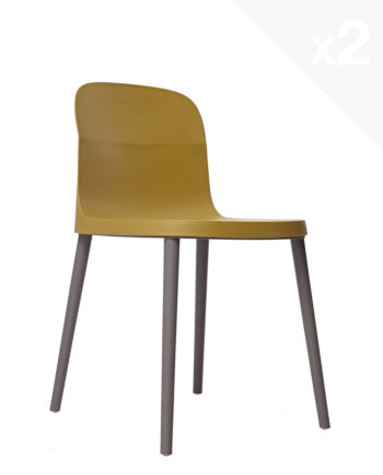 chaise-cuisine-moderne-santi-lot-2-chaises-design-simple-pratique-vert