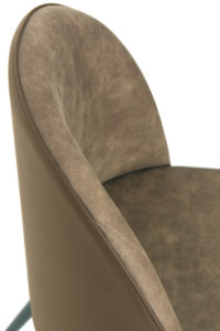 chaise vintage havana GIZA - Kayelles