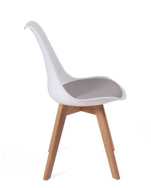 chaise-scandinave-cuisine-salle-manger-pas-cher-lao-blanc-gris