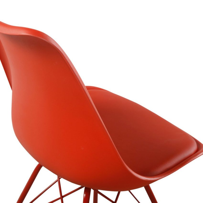 Lot De 2 Chaises Design