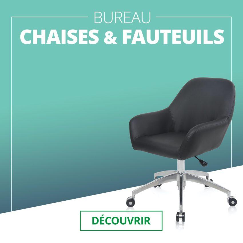 Chaise de bureau design pas cher - Kayelles