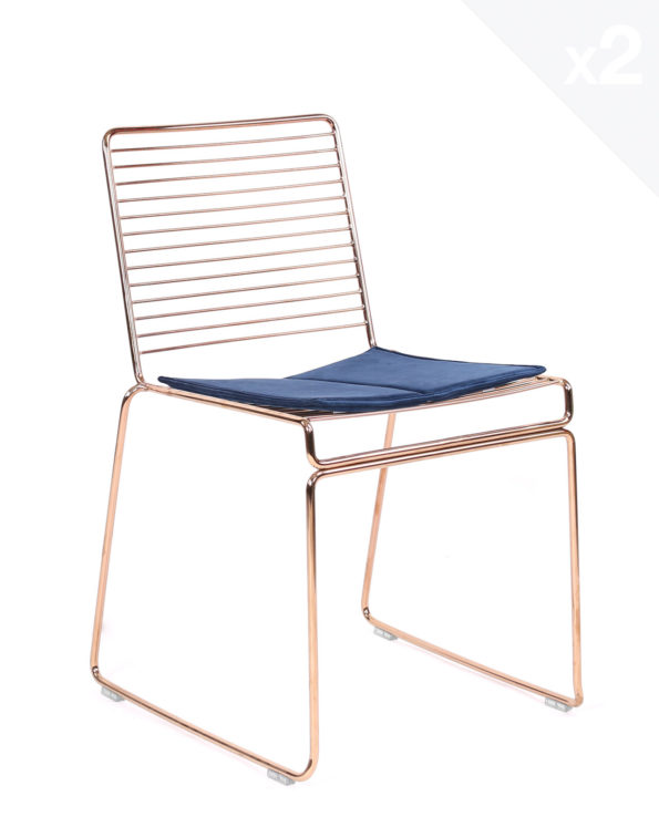 chaise-design-filaire-metal-coussin-velours-kayelles-1
