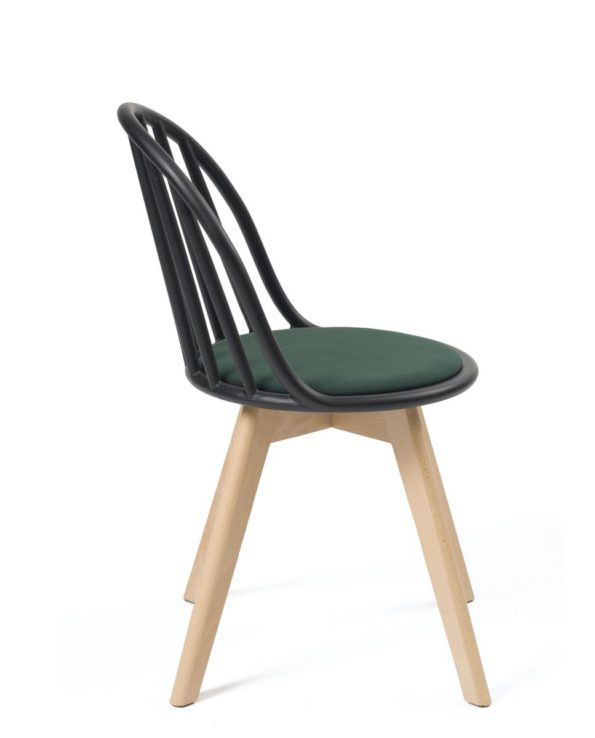 chaises-scandinaves-bistrot-coussin-BOLD-windsor-noir-vert