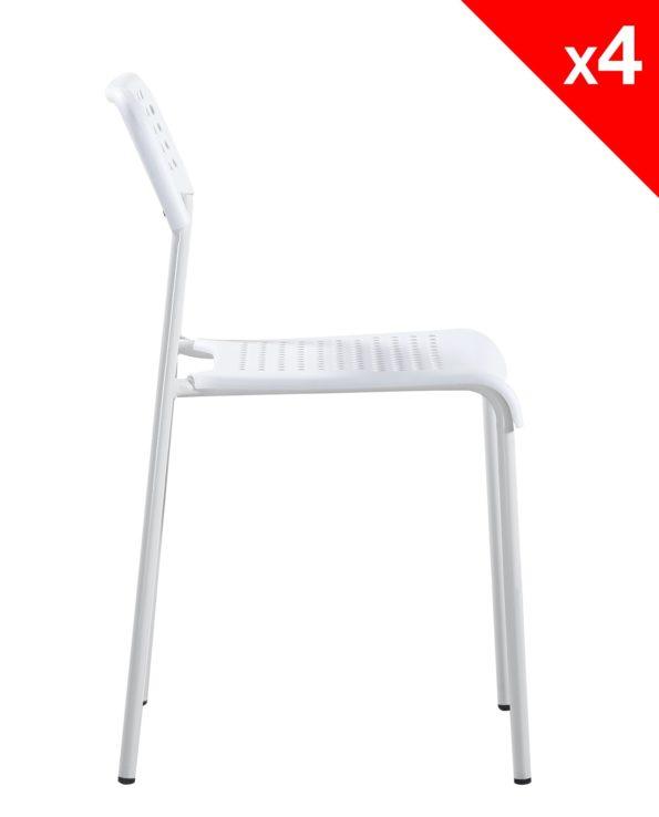 kayelles-chaises-pas-cher-blanc
