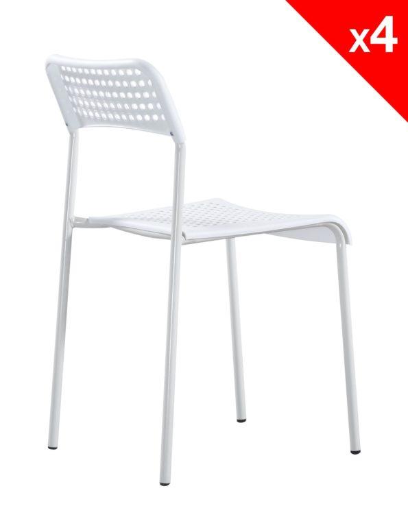 Kayelles - chaises cuisine pas cher pratique