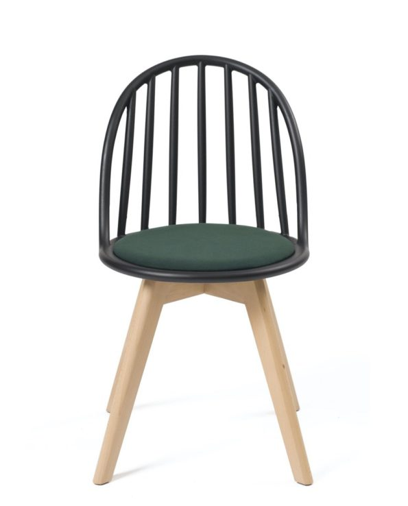 kayelles-chaises1-scandinaves-bistrot-coussin-BOLD-windsor-noir