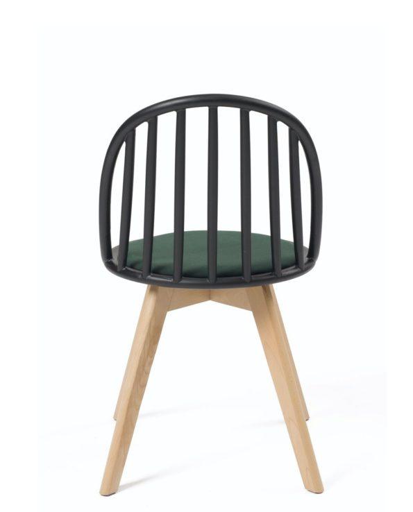 lot-chaises-scandinave-design-noirt-vert-coussin