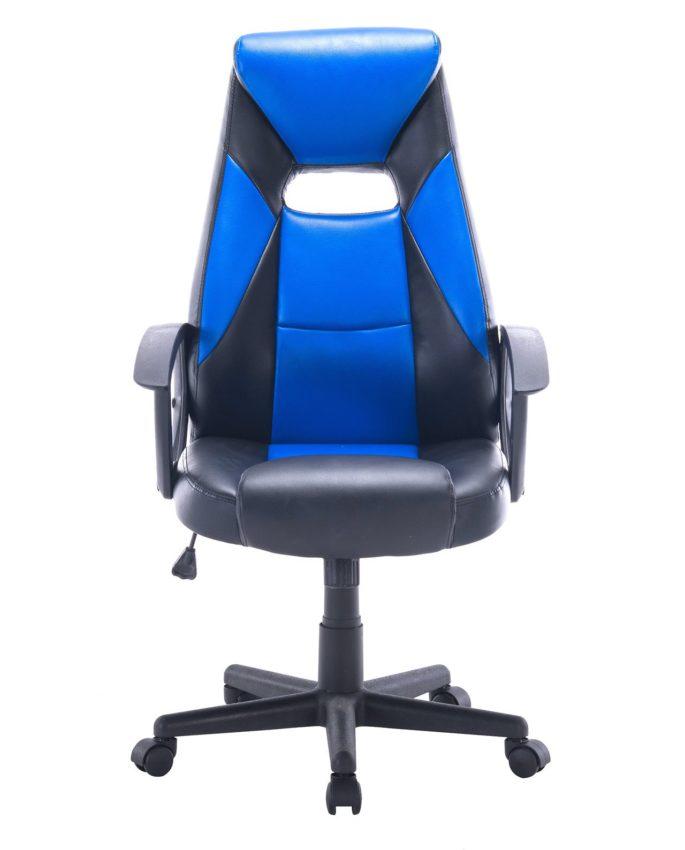 Chaise Gamers Bureau Bleu Kayelles Lota
