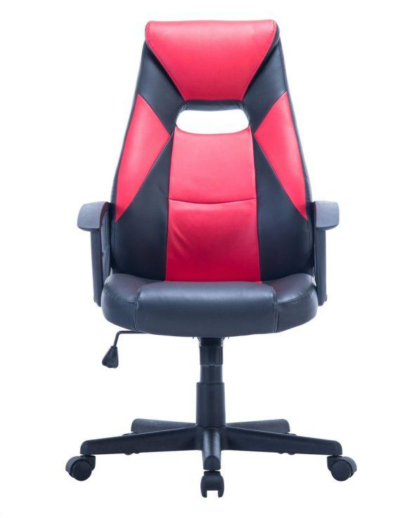 chaise-gamers-bureau-rouge-Kayelles-lota