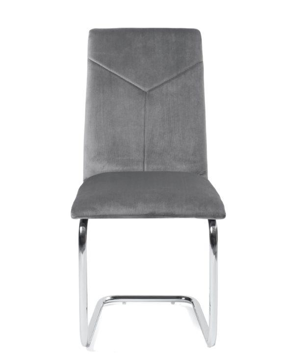 lot-de-4-chaises-salle-a-manger-velours-gris-tana-kayelles
