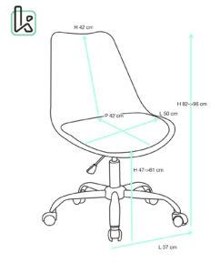 chaise-bureau-roulettes-ergonomique-reglable-leo1-kayelles(1)