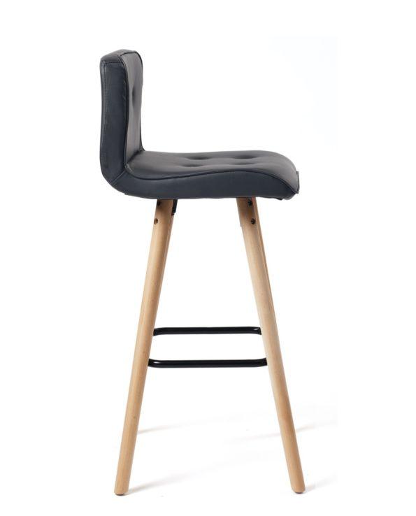 lot-2-chaises-bar-bois-tabourets-cuisine-noir-nordique-SIWA