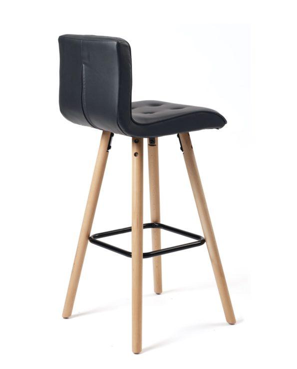 lot-2-chaises-bar-hautes-tabourets-cuisine-americaine-noir-bois-SIWA