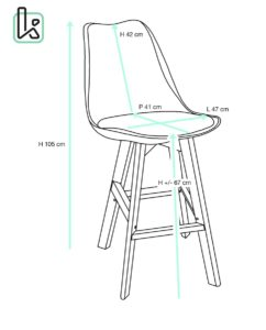 lot-2-chaises-bar-scandinaves-tailles