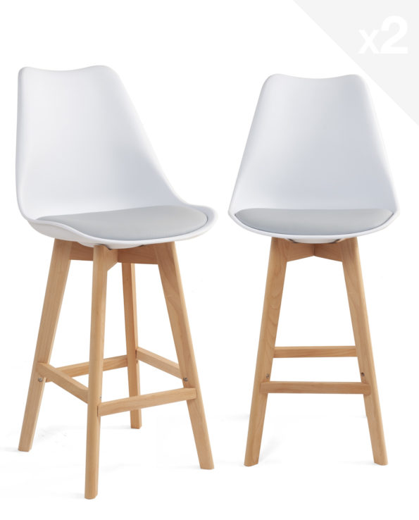 lot-2-chaises-hautes-bar-scandinave-blanc-gris