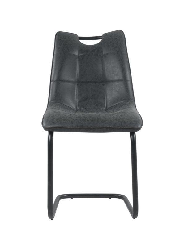 Lot de 4 chaises salle à manger moderne design - POSH noir