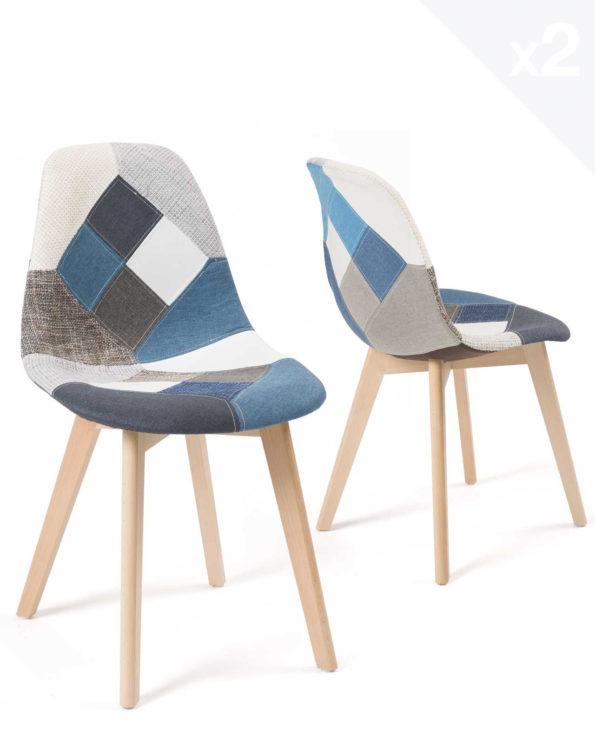 lot-2-chaises1-patchwork-bleu-scandinaves-salle-manger-cuisine