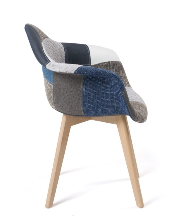lot-2-fauteuils-scandinaves-patchwork-DAW-bleu-kayelles