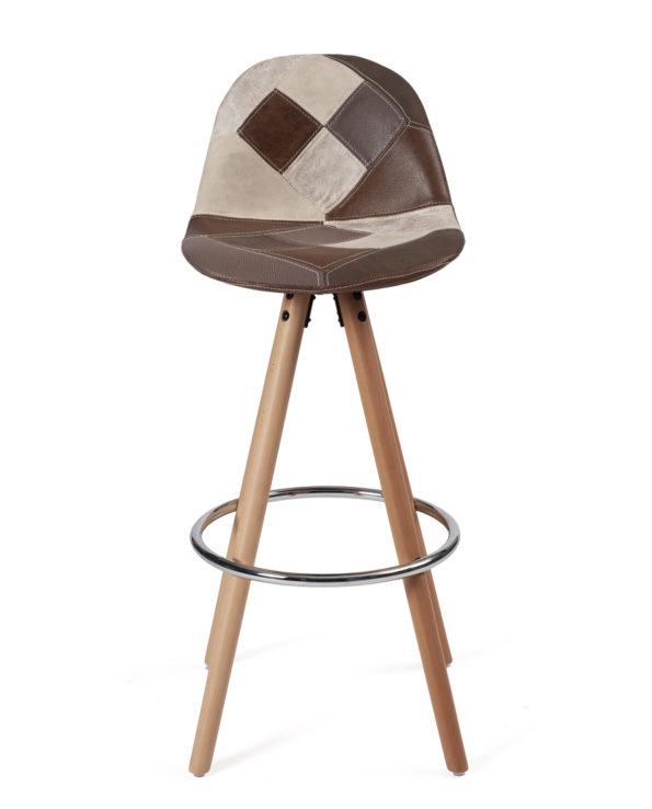 tabouret-bar-patchwork-marron-kayelles-scandinave